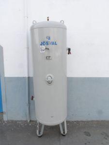 CALDERÍN DE AIRE COMPRIMIDO 500L JOSVAL
